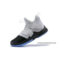 ce429bec429 Nike LeBron Soldier 12 White Black Men s Basketball Shoes 2020 Buy Now